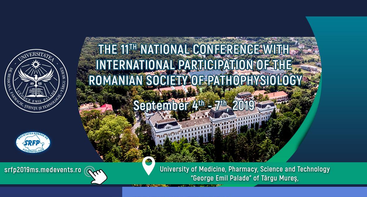 Conferinta Nationala de Fiziopatologie